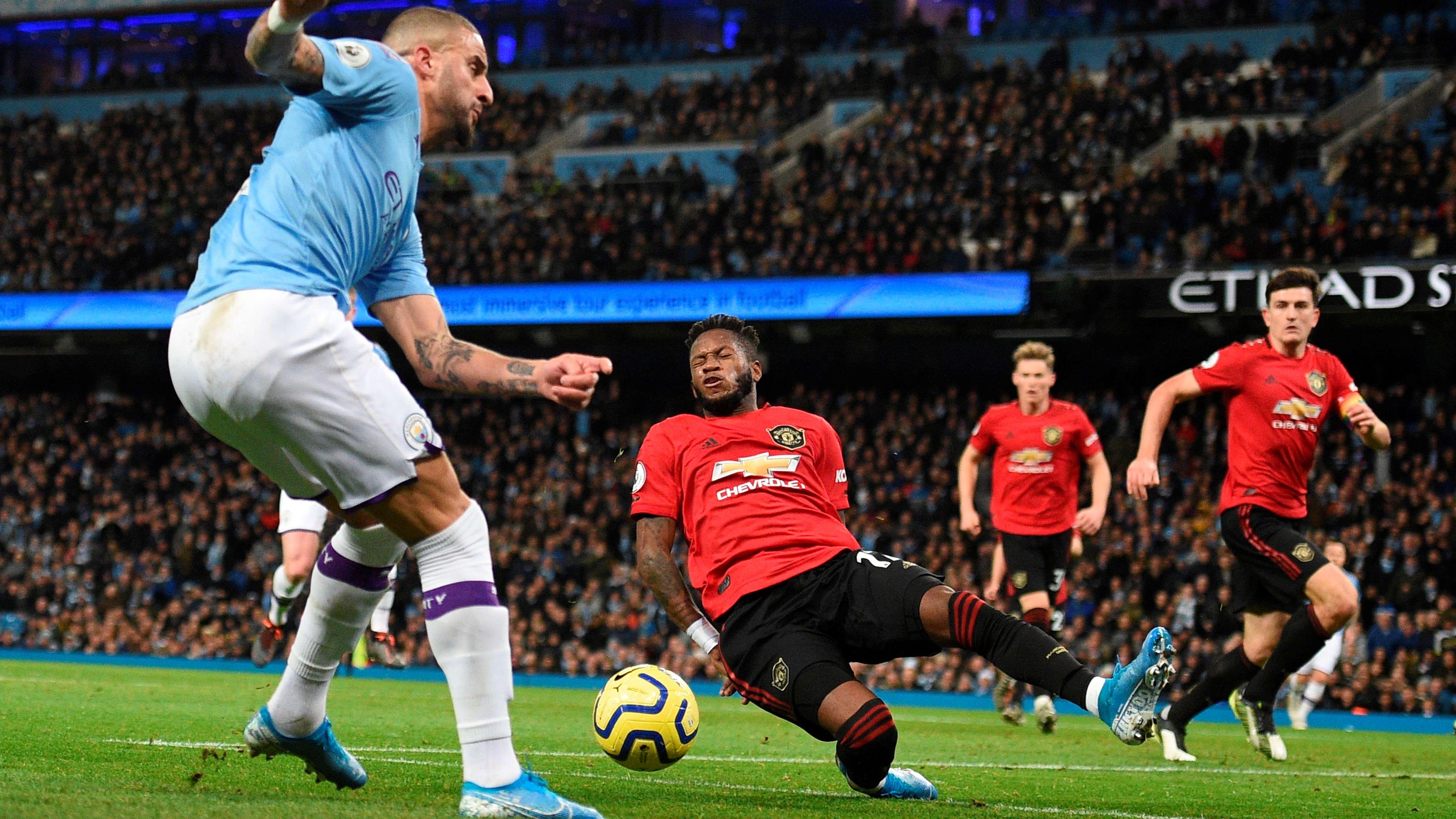 Guardiola và 3 sai lầm khiến Man City gục ngã trước Man Utd - Bóng Đá