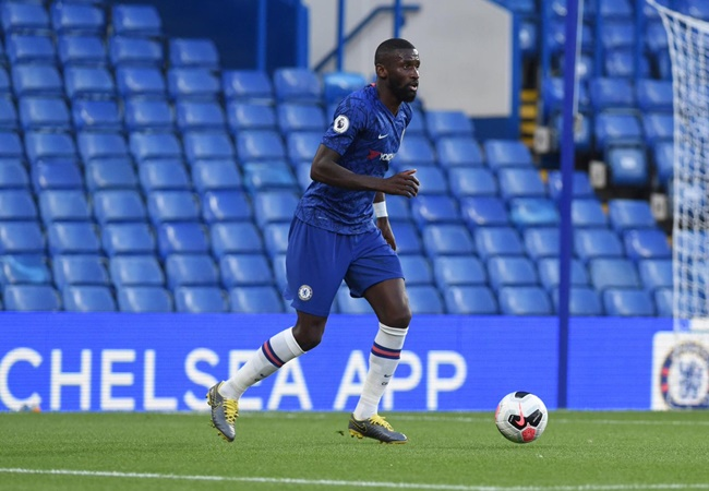 Chelsea star Antonio Rudiger 'ready' and 'hungry' to return against Lille, says Frank Lampard - Bóng Đá