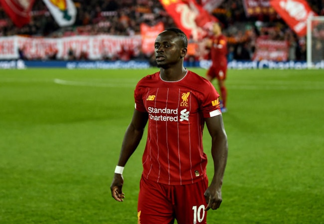 Sadio Mane apologises to RB Salzburg after helping seal Liverpool's Champions League progression - Bóng Đá