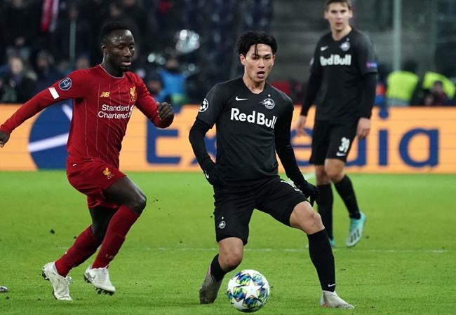 Liverpool players urged Jurgen Klopp to sign Takumi Minamino following Champions League clash - Bóng Đá