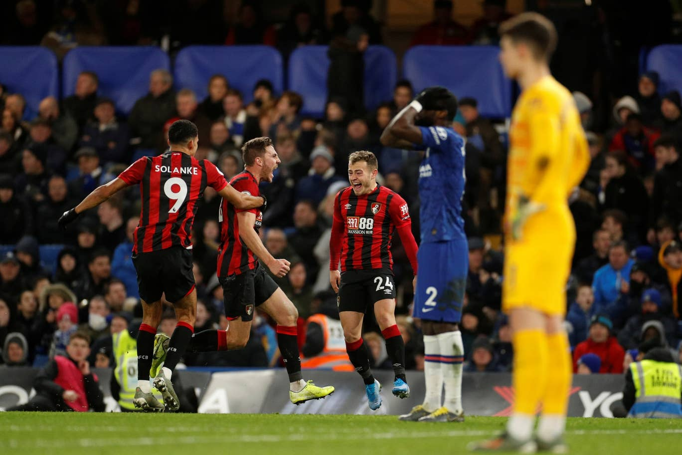 Paul Merson criticises Frank Lampard after Bournemouth stun struggling Chelsea - Bóng Đá