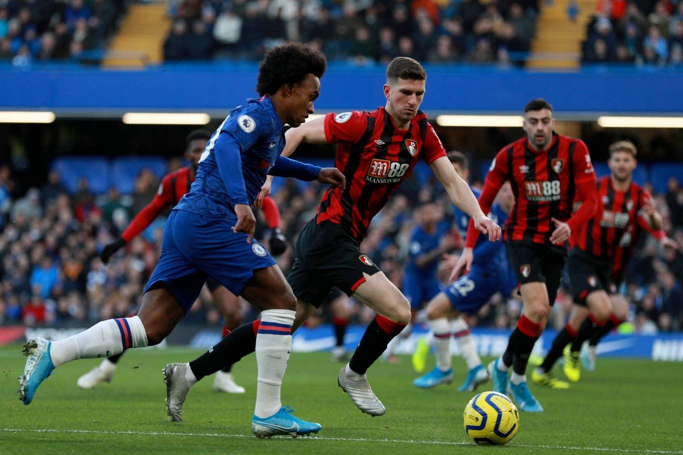 'Tình huống đó tổng hợp trận đấu giữa Chelsea và Bournemouth' - Bóng Đá
