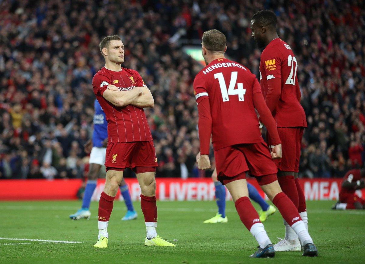 Liverpool và những lần 'vượt cạn' ngoạn mục ở mùa 2019/20 này - Bóng Đá