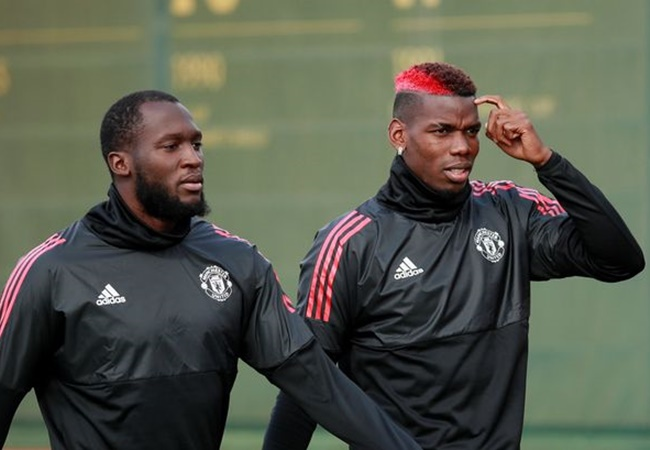 What Romelu Lukaku told Paul Pogba before Manchester United exit - Bóng Đá