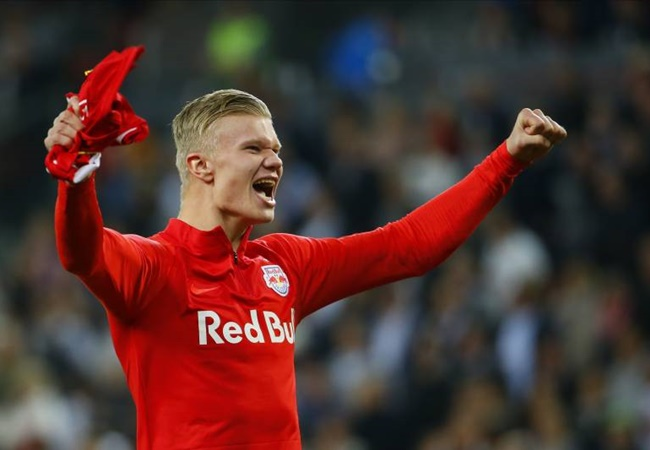 Man Utd prepare stunning contract offer for Erling Haaland ahead of January transfer - Bóng Đá