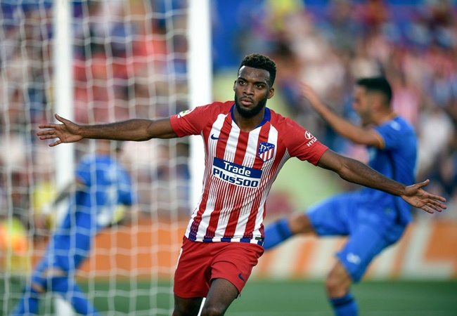 Atletico Madrid ready to offer Thomas Lemar to Arsenal in exchange for Alexandre Lacazette - Bóng Đá