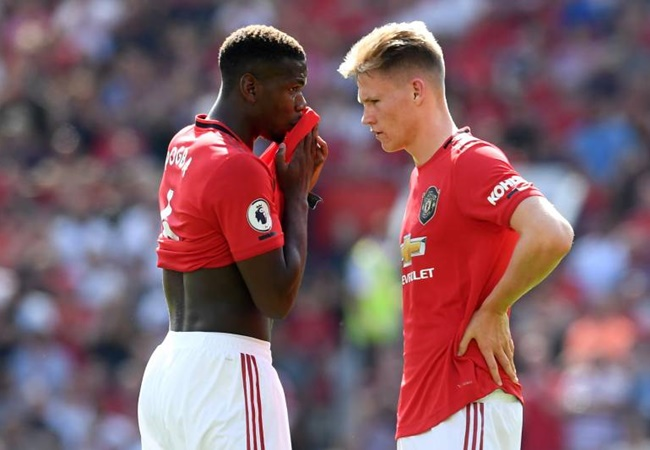 Pogba and McTominay are expected to return for United next month. #mufc [MEN] - Bóng Đá