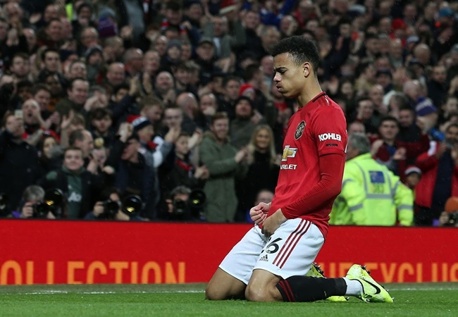 Wes Brown urges Mason Greenwood to ignore England talk and focus on fledgling Manchester United career - Bóng Đá