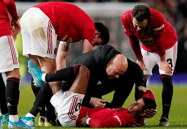 Paul Scholes confident Manchester United star Marcus Rashford will be 'fine' to face Liverpool - Bóng Đá