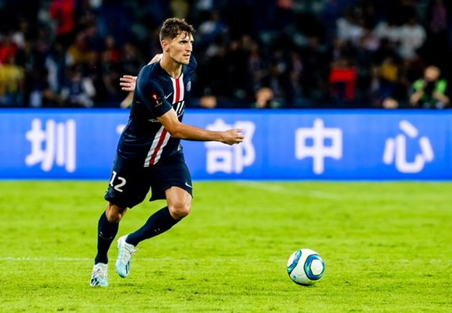 Manchester United still interested in 28-year-old PSG right-back Thomas Meunier - Bóng Đá