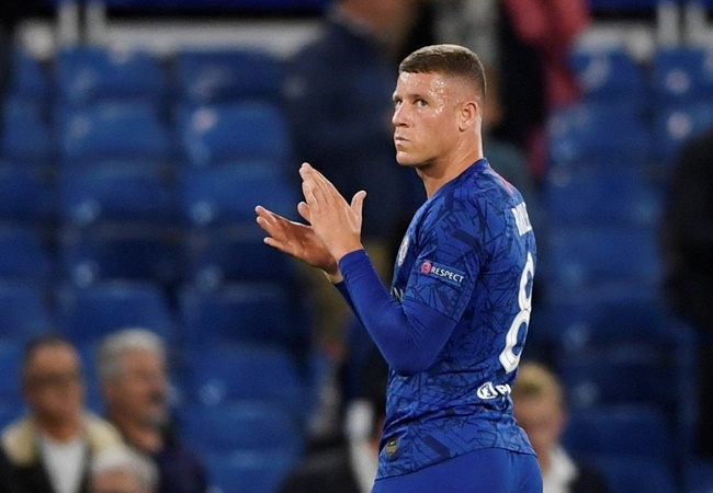 Frank Lampard rules out Ross Barkley exit after West Ham target Chelsea midfielder - Bóng Đá
