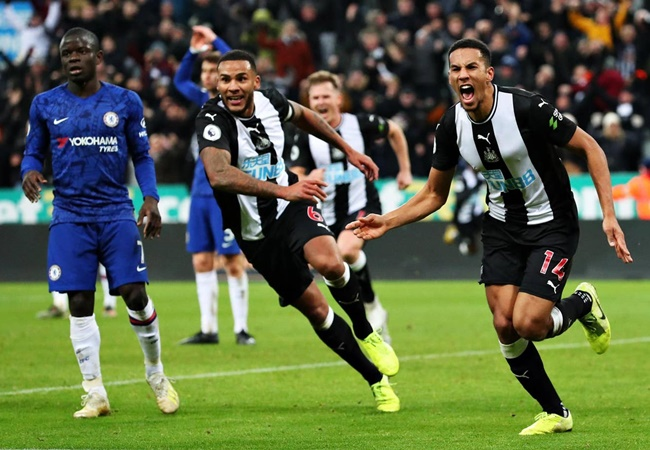 Frank Lampard praises 'outstanding' Chelsea star N'Golo Kante after Newcastle defeat - Bóng Đá