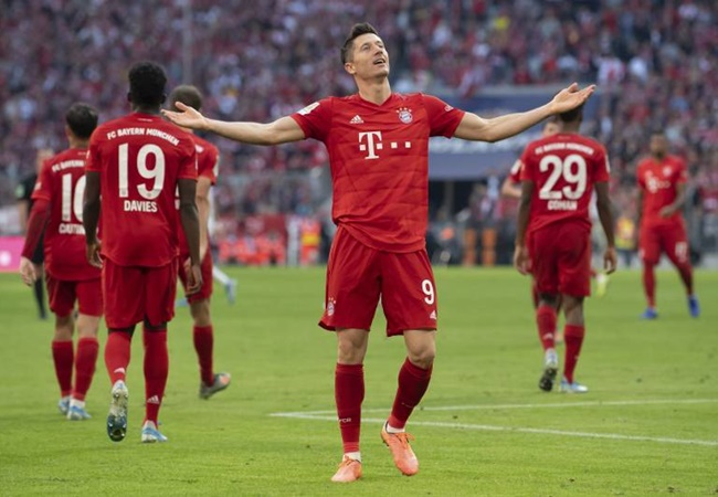 Top 'dội bom' của châu Âu: 'Cú sốc' số một; Ronaldo bứt phá - Bóng Đá