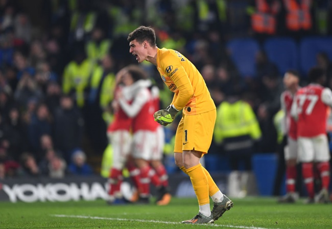 Frank Lampard criticises Kepa Arrizabalaga after Chelsea draw and says he must improve - Bóng Đá