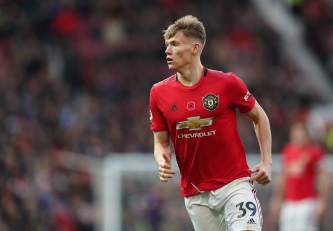 McTominay could return in the third week of February. - Bóng Đá