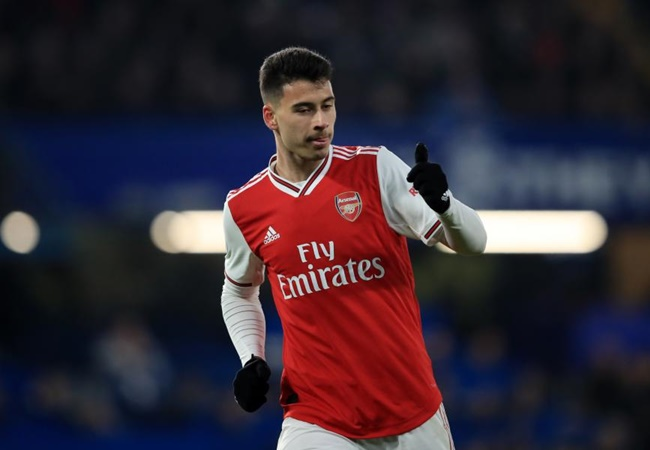 Mikel Arteta reveals what 'surprised' him about Arsenal ace Gabriel Martinelli - Bóng Đá