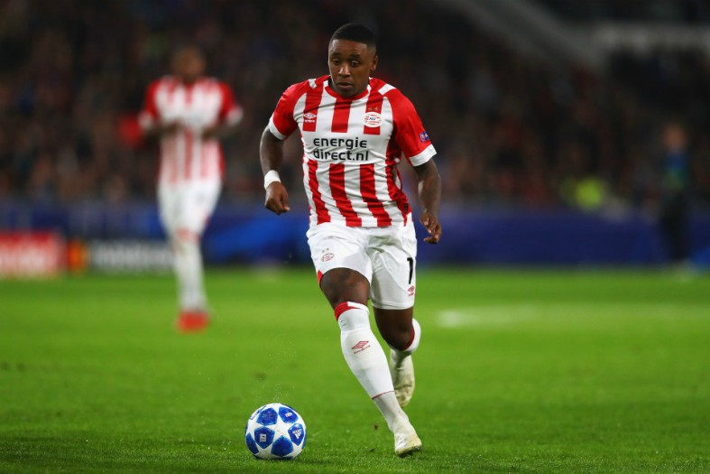 Steven Bergwijn is in London and has agreed personal terms with Tottenham - Bóng Đá