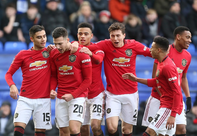 Dalot reflects on 'tough journey' at Man Utd after scoring first Red Devils goal - Bóng Đá