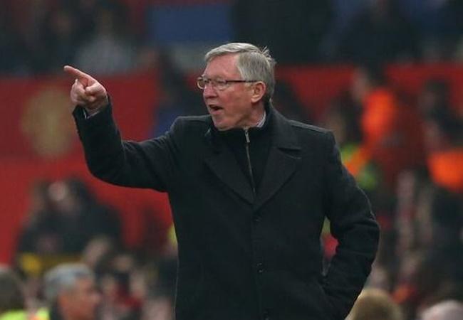 Ngày Man Utd bị loại, có tới 2 'Fergie' xuất hiện tại sân Etihad - Bóng Đá