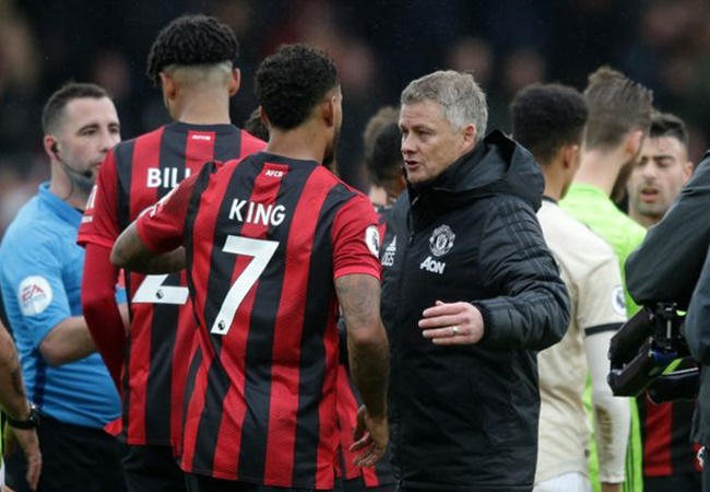 Josh King 'bitterly disappointed' with Bournemouth after Man Utd transfer fell through - Bóng Đá