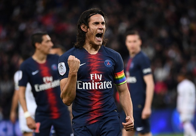 Manchester United should sign 'goal machine' Edinson Cavani, says Robin van Persie - Bóng Đá