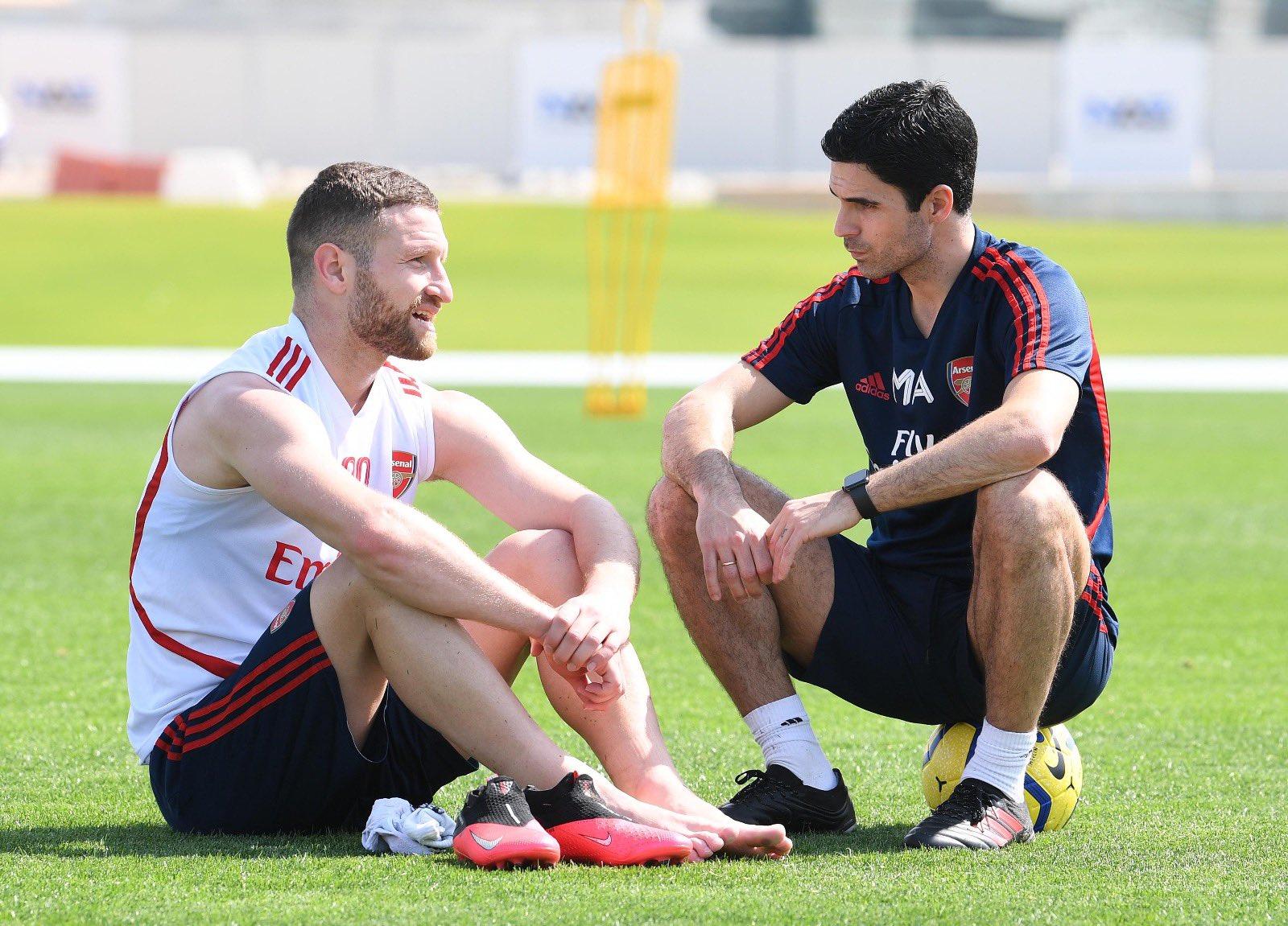 Shkodran Mustafi takes aim at former Arsenal manager Unai Emery - Bóng Đá