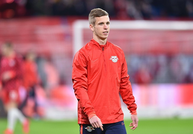 'It's the best place to be': Dani Olmo insists RB Leipzig is the perfect club for his development after they beat Barcelona, Manchester United - Bóng Đá