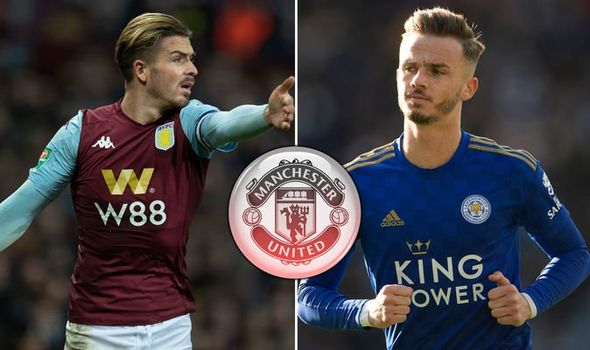 Paul Parker issues warning to Manchester United over James Maddison and Jack Grealish transfers - Bóng Đá
