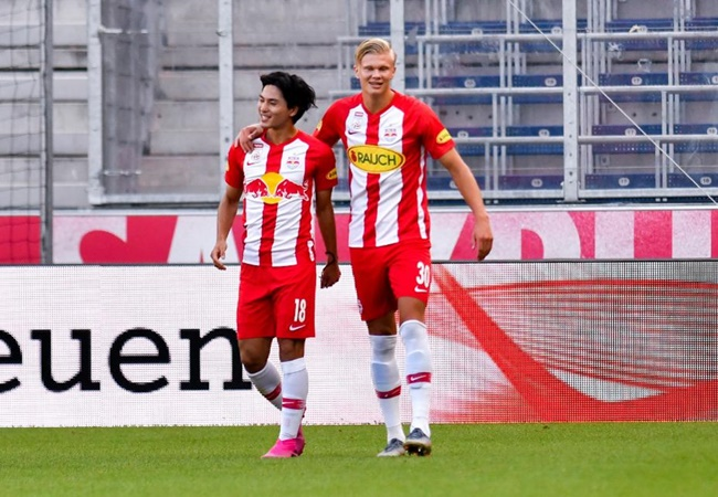 LASK are the first away team to beat Red Bull Salzburg at home in the Austrian Bundesliga since November 2016. - Bóng Đá