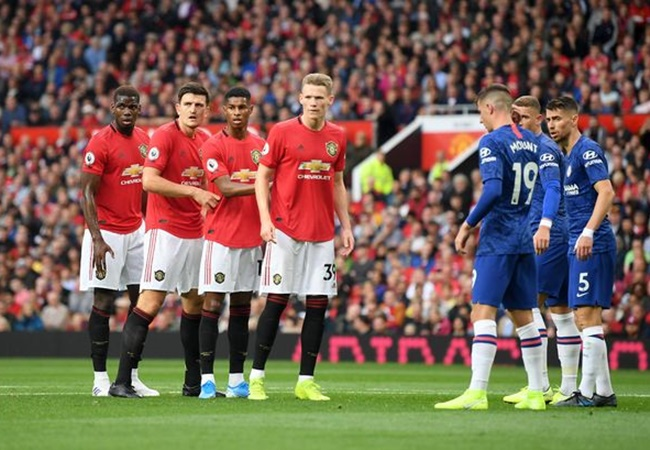 Michael Owen makes prediction for Chelsea's clash with Manchester United - Bóng Đá