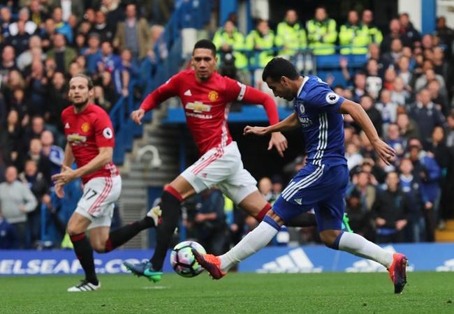 5 trận kinh điển của cặp Man Utd - Chelsea: 'Drama' 9 bàn; Đêm Moscow nghiệt ngã - Bóng Đá