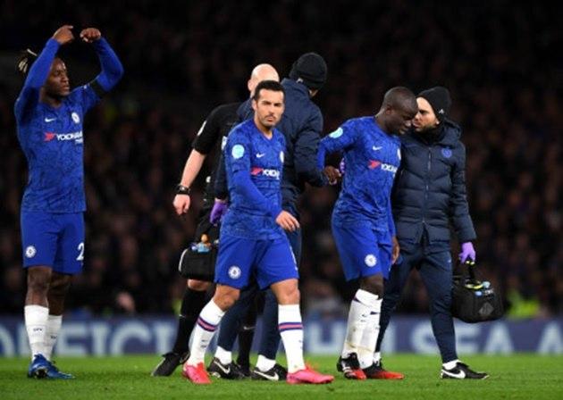 Chelsea tổn thất nghiêm trọng ở trận Man Utd - Bóng Đá