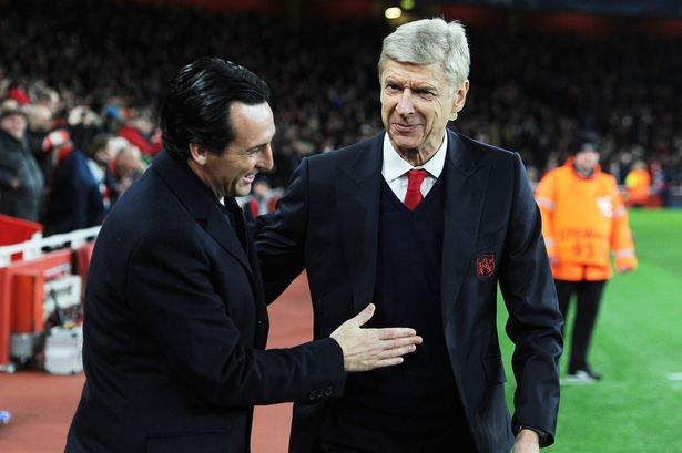 Arsene Wenger hits back at Unai Emery and denies Arsenal were in decline - Bóng Đá