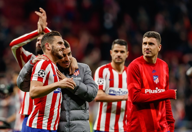 Andy Robertson takes little dig at Diego Simeone and Atletico Madrid after Liverpool loss - Bóng Đá