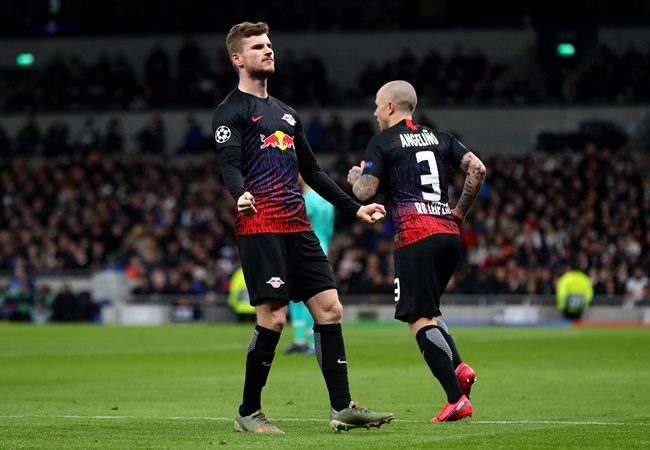 Timo Werner responds to Liverpool transfer rumours after Tottenham Hotspur victory - Bóng Đá
