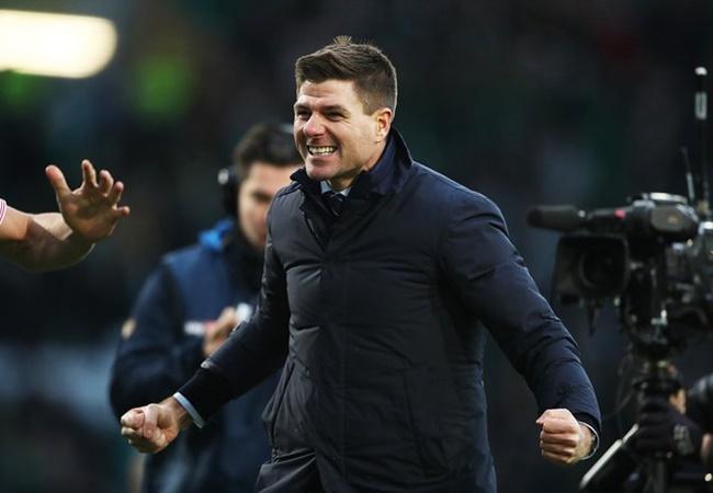 Rangers ngược dòng chỉ sau 15 phút, Steven Gerrard như 'phát điên'  - Bóng Đá