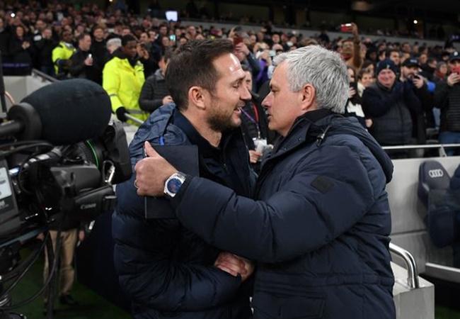 Arsene Wenger gives verdict on Frank Lampard as Chelsea manager after win over Jose Mourinho's Spurs - Bóng Đá
