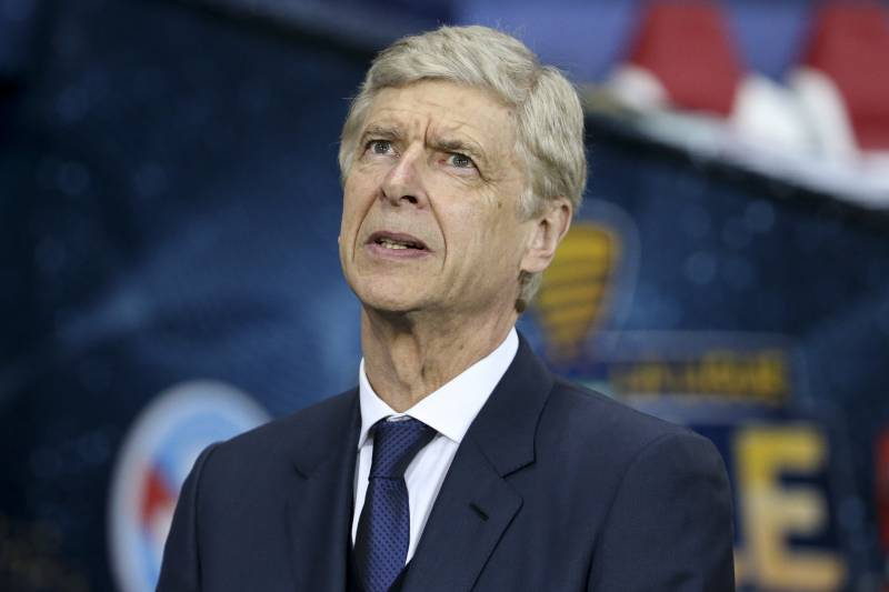 Arsene Wenger opens up about Arsenal's chances of securing top-four finish this season - Bóng Đá