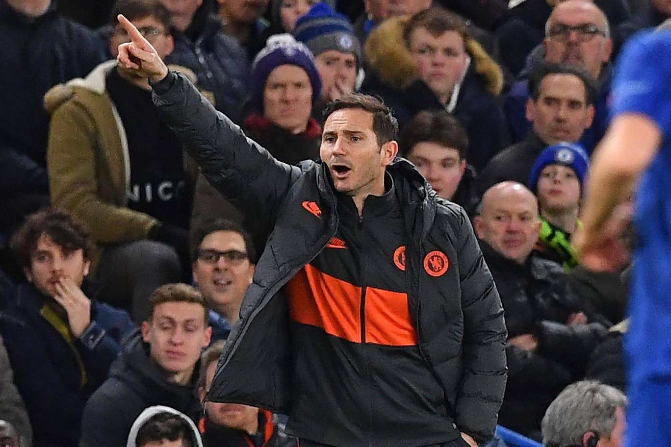 Lampard đã nói gì trước trận thua tan nát Bayern? - Bóng Đá