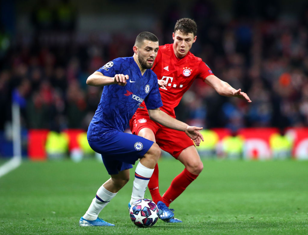 Frank Lampard singles out Mateo Kovacic for praise after Chelsea's defeat to Bayern Munich - Bóng Đá