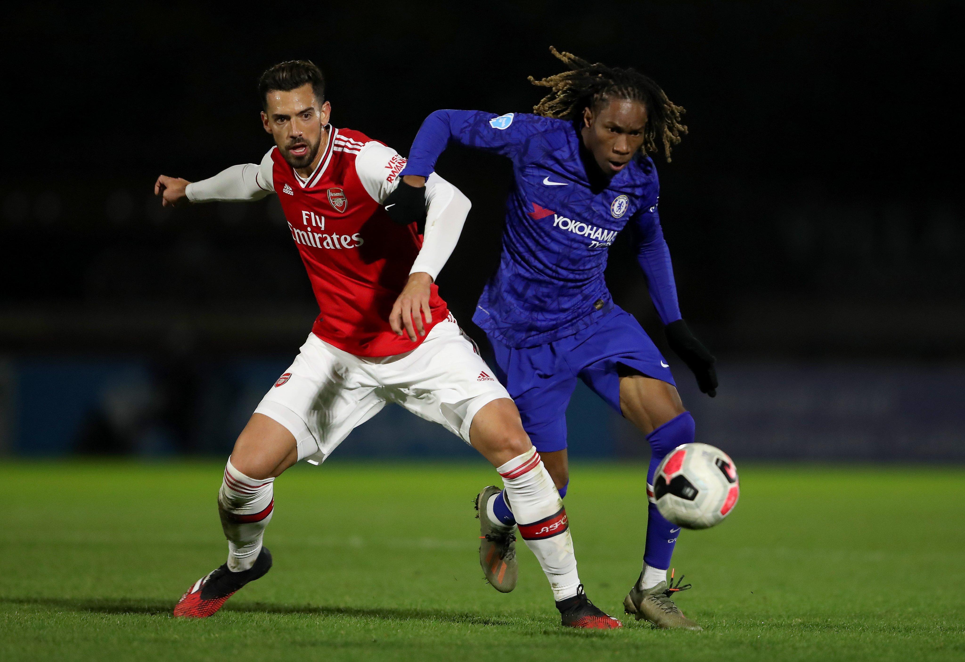 Arsenal decide to permanently sign Pablo Mari - Bóng Đá