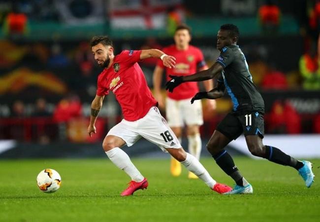 Fernandes rực cháy 65 phút, 'cân cả bản đồ' giúp Man Utd đại thắng - Bóng Đá