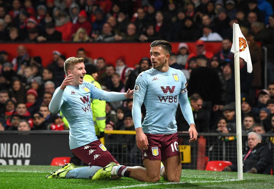 Gabby Agbonlahor urges Jack Grealish to reject Manchester United - Bóng Đá