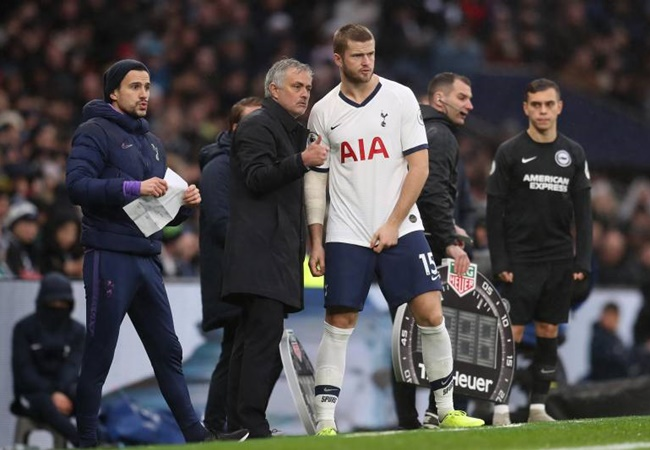 Tottenham must buy players to balance squad amid injury troubles - Mourinho - Bóng Đá