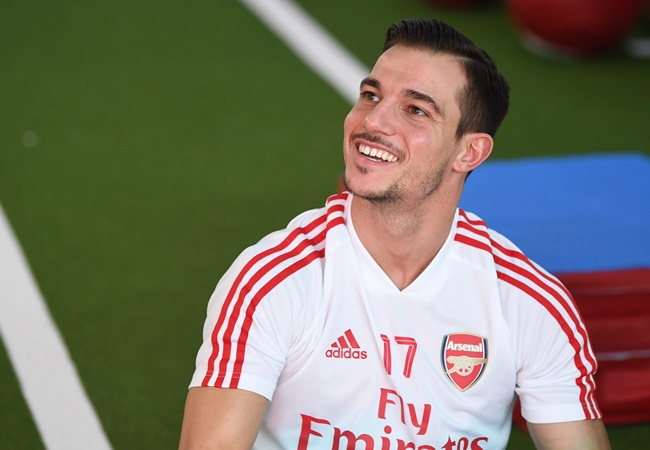 Arsenal defender Cedric Soares issues fitness update - Bóng Đá