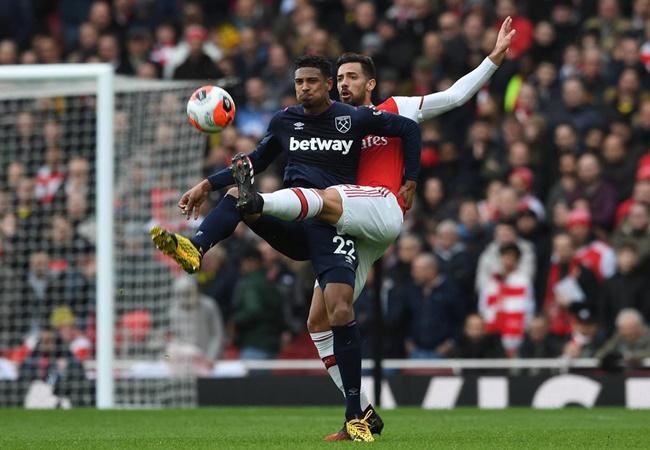 Mikel Arteta hails Pablo Mari after Premier League debut for Arsenal - Bóng Đá