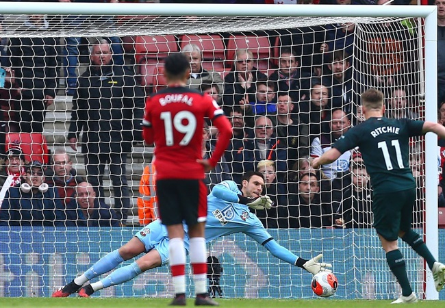 MW29 stats: No substitute for Arsenal goals - Bóng Đá