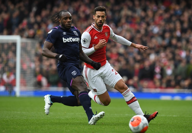 Arsenal defender Pablo Mari eager to secure permanent transfer to Gunners this summer - Bóng Đá