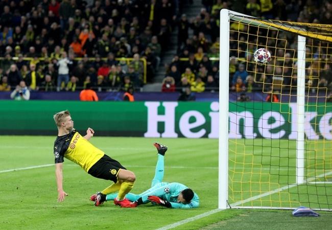 TRỰC TIẾP PSG - Borussia Dortmund: Chủ nhà không còn đường lui - Bóng Đá