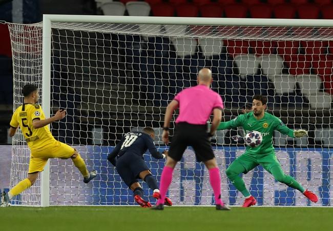 TRỰC TIẾP PSG 1-0 Borussia Dortmund: Neymar mở tỉ số (H1) - Bóng Đá